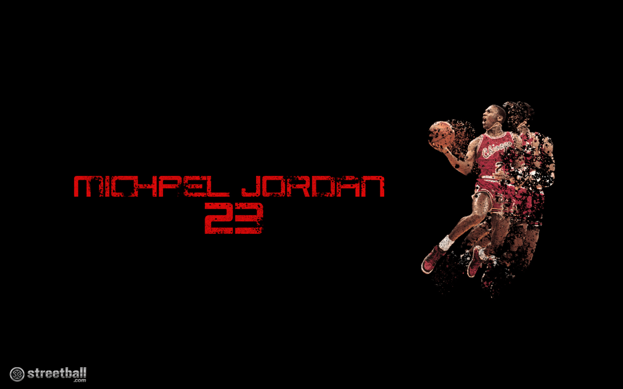 Michael Jordan 23 Basketball Wallpapers