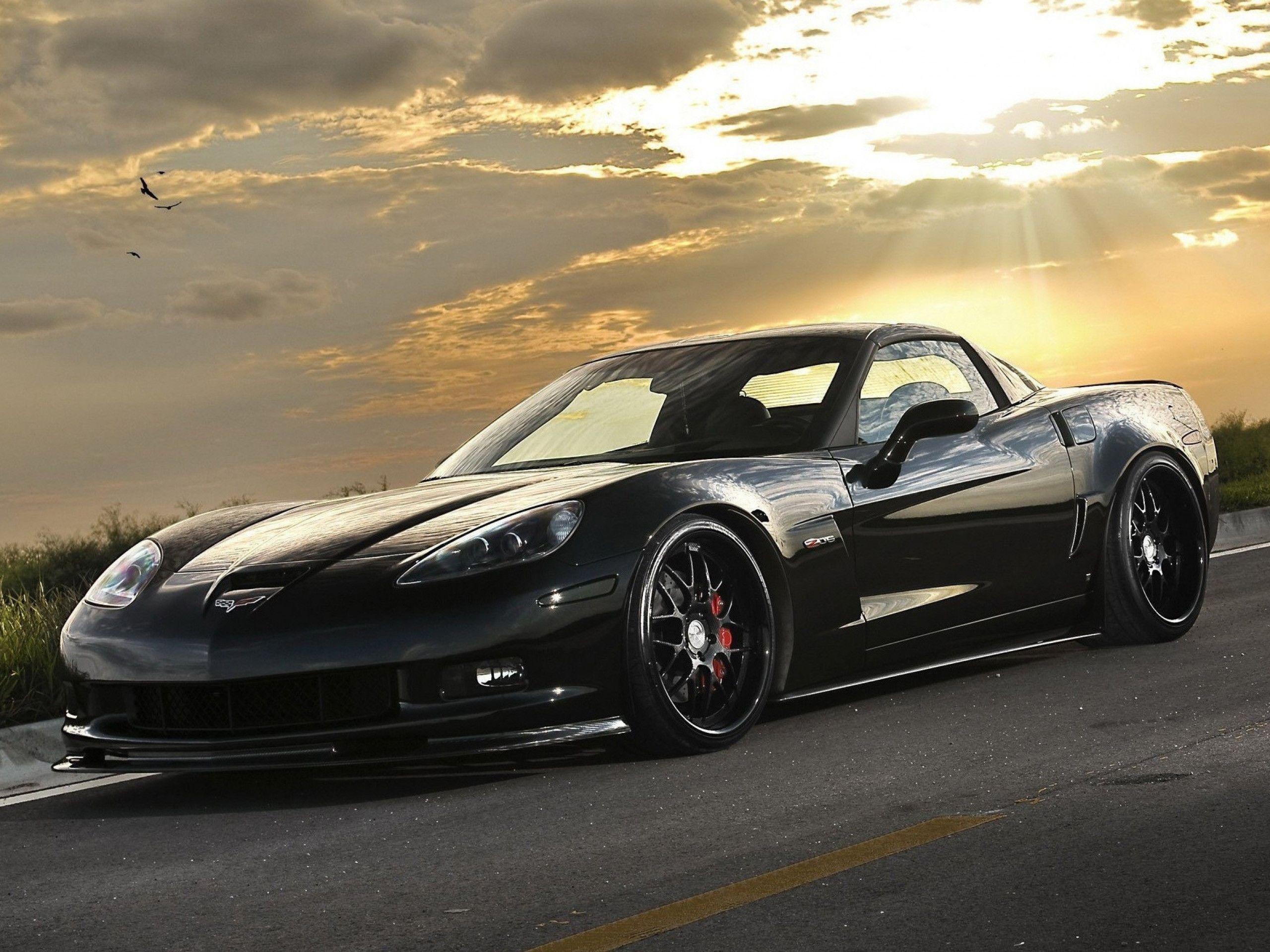 black corvette zr1 wallpapers - photo #11