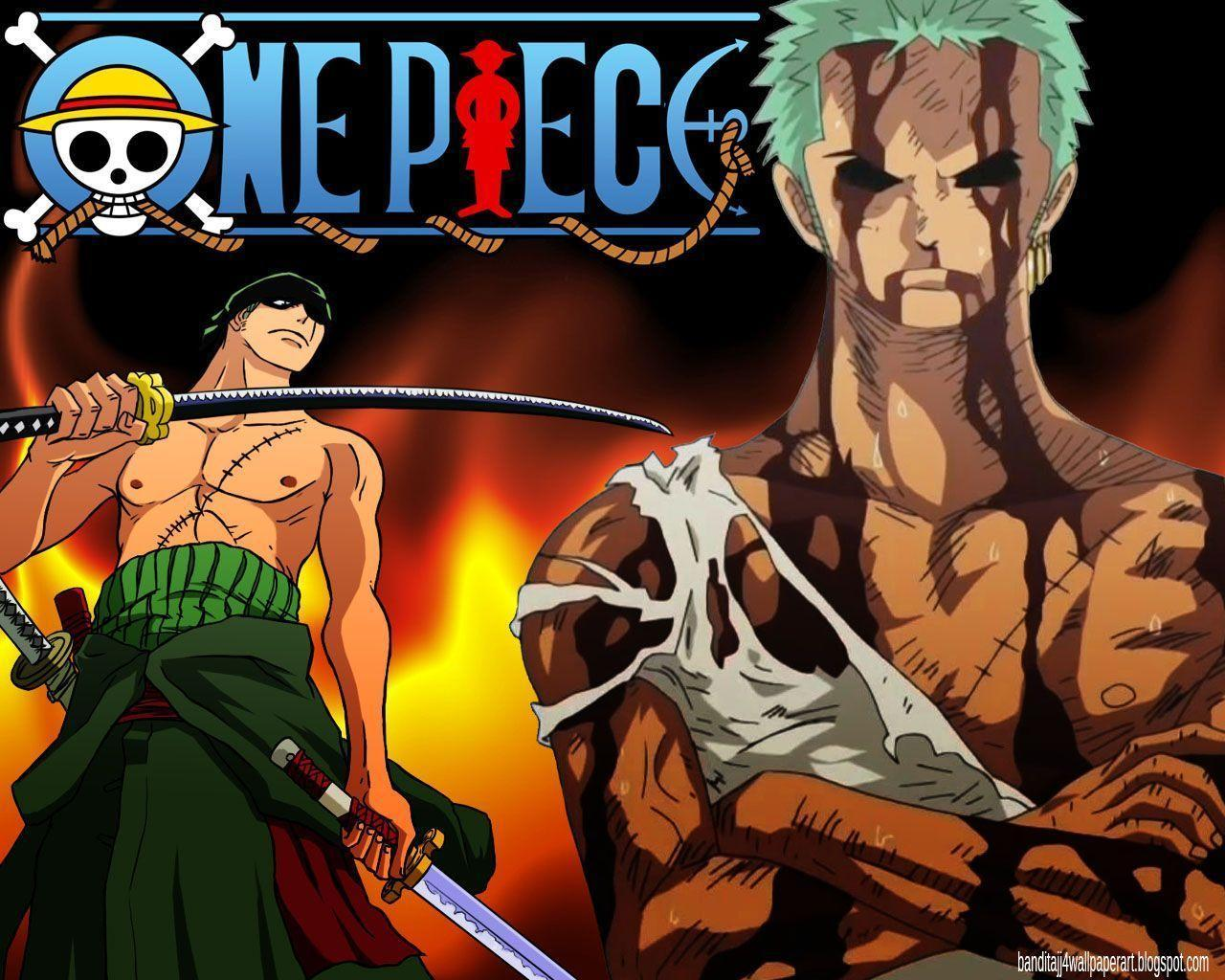 Wallpapers For One Piece Wallpaper New World Zoro