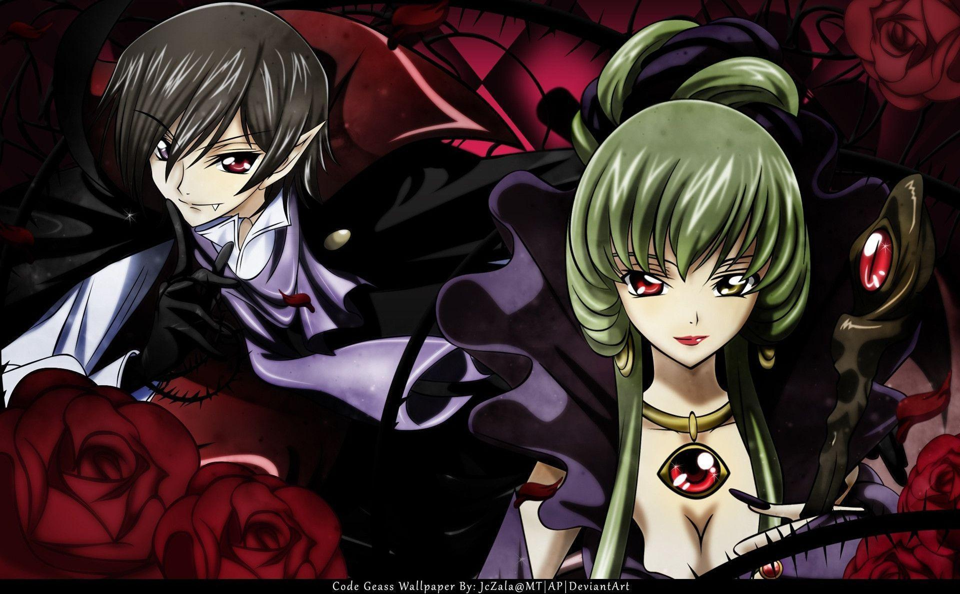 Anime Vampire Wallpapers - Wallpaper Cave