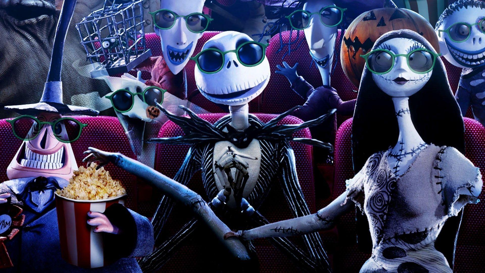 Nightmare Before Christmas Wallpapers 1920x1080 Image & Pictures