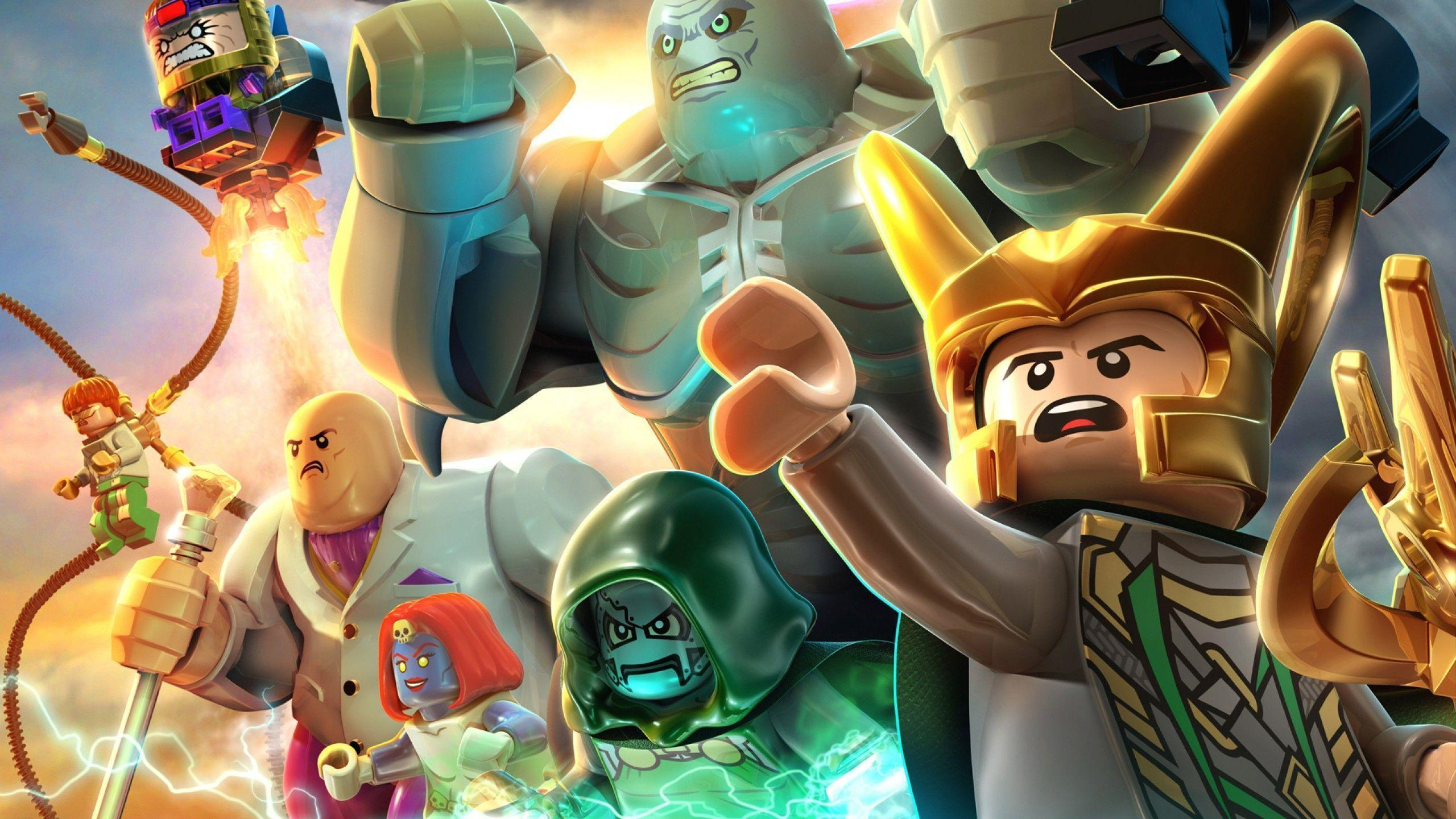 lego marvel wallpaper for desktop - photo #12