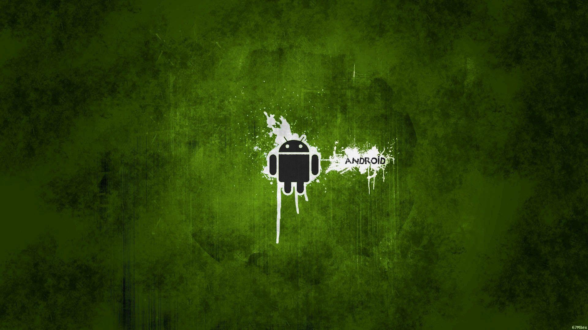 Mind Blowing Android Logo Free Desktop Hd Wallpapers 1920x1200PX