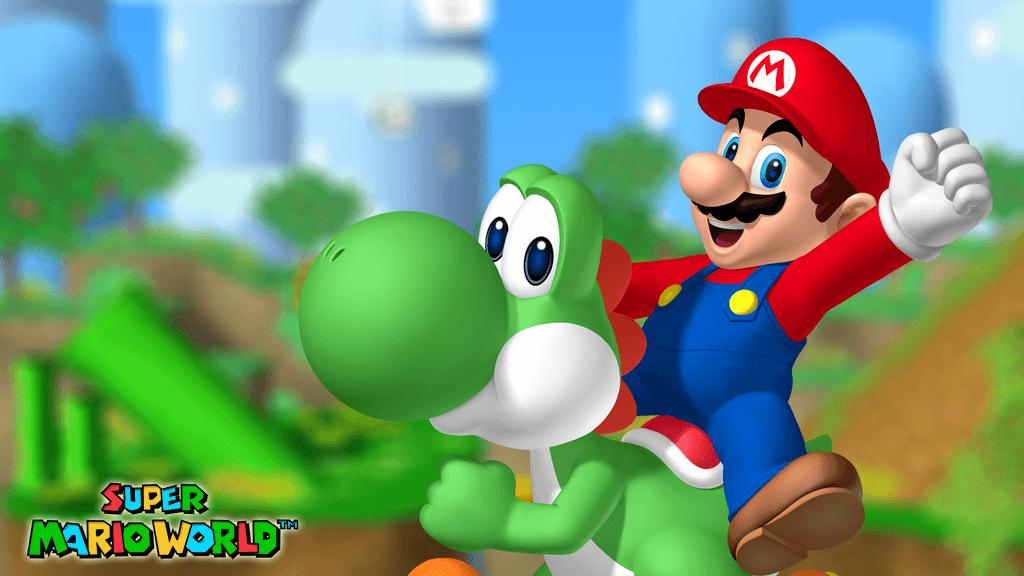 Super Mario World Wallpapers