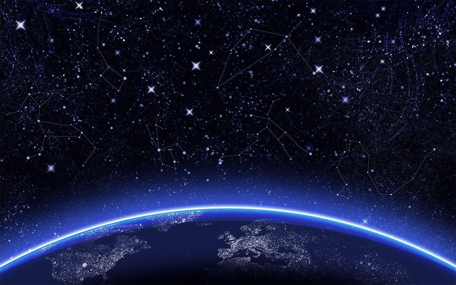 Favourite Night Sky Description Stars Top Wallpaper, HQ ...