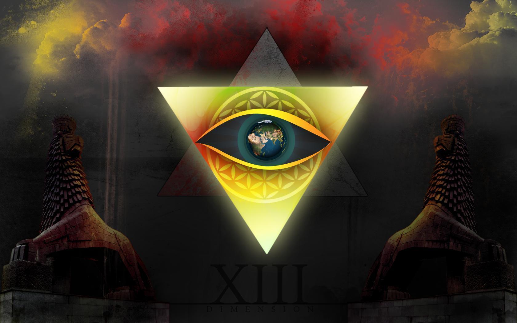 illuminati symbol wallpaper 1920x1080 - photo #11