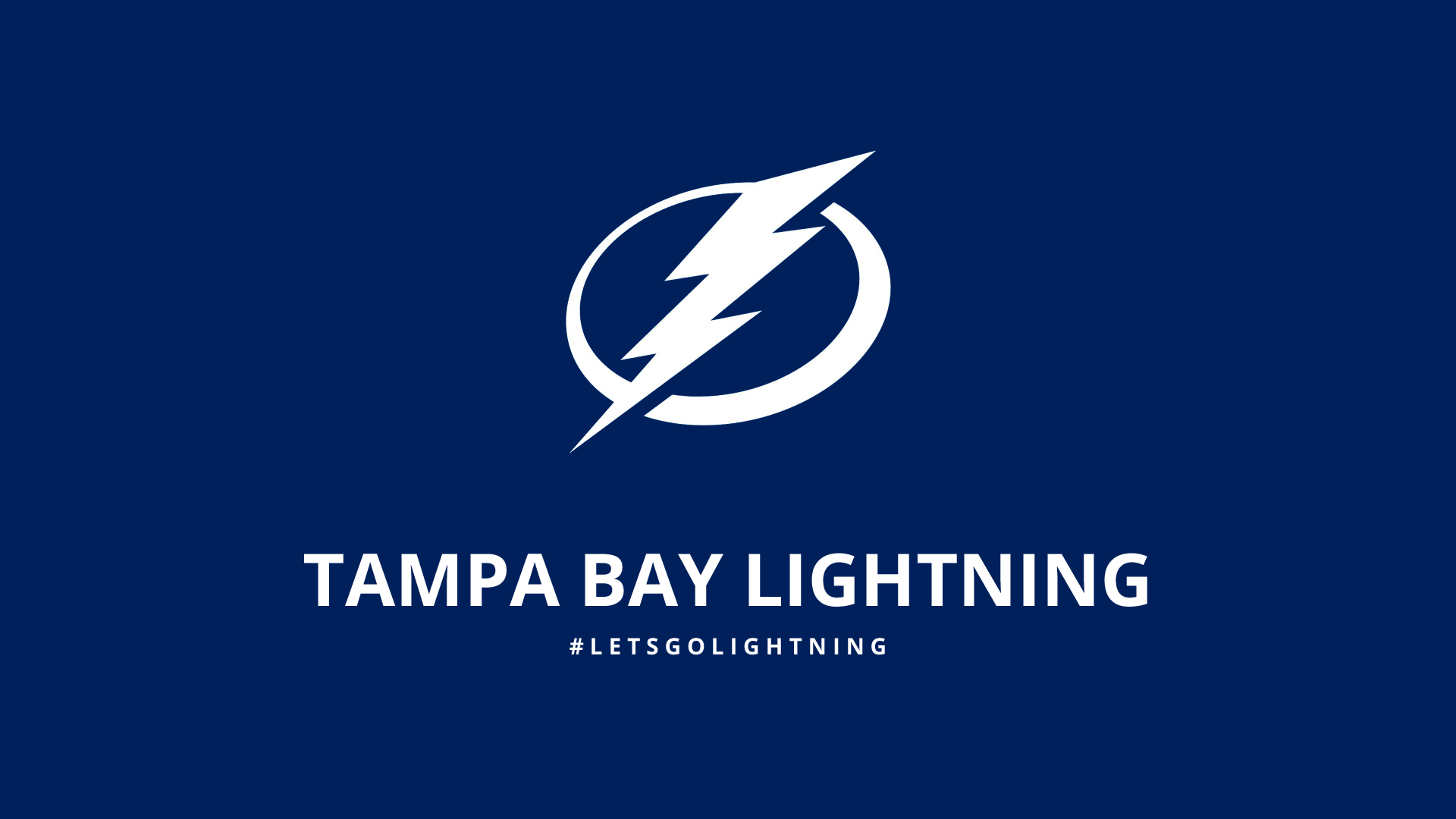 Minimalist Tampa Bay Lightning wallpaper by lfiore on DeviantArt