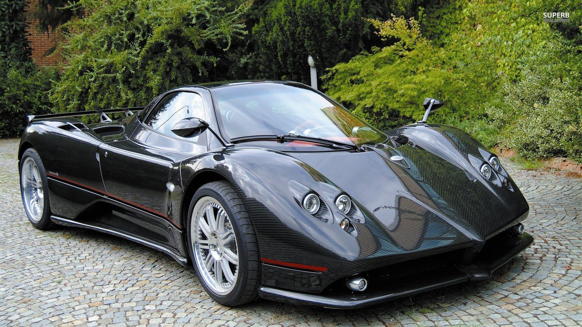 Pagani Zonda F Wallpapers - Wallpaper Cave