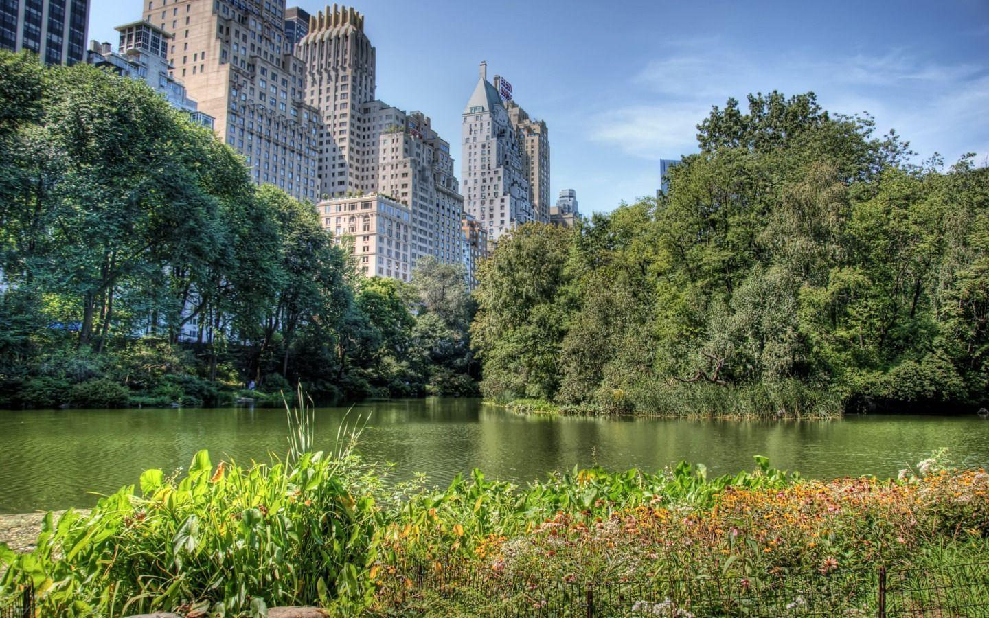 Central Park Wallpapers United States World