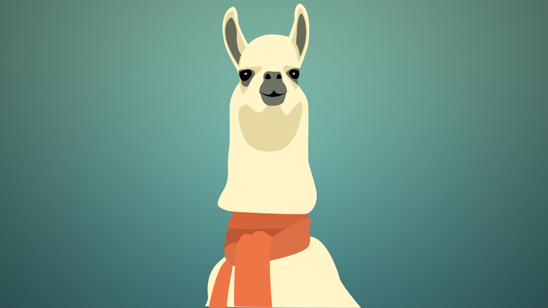 Llama Backgrounds Wallpaper