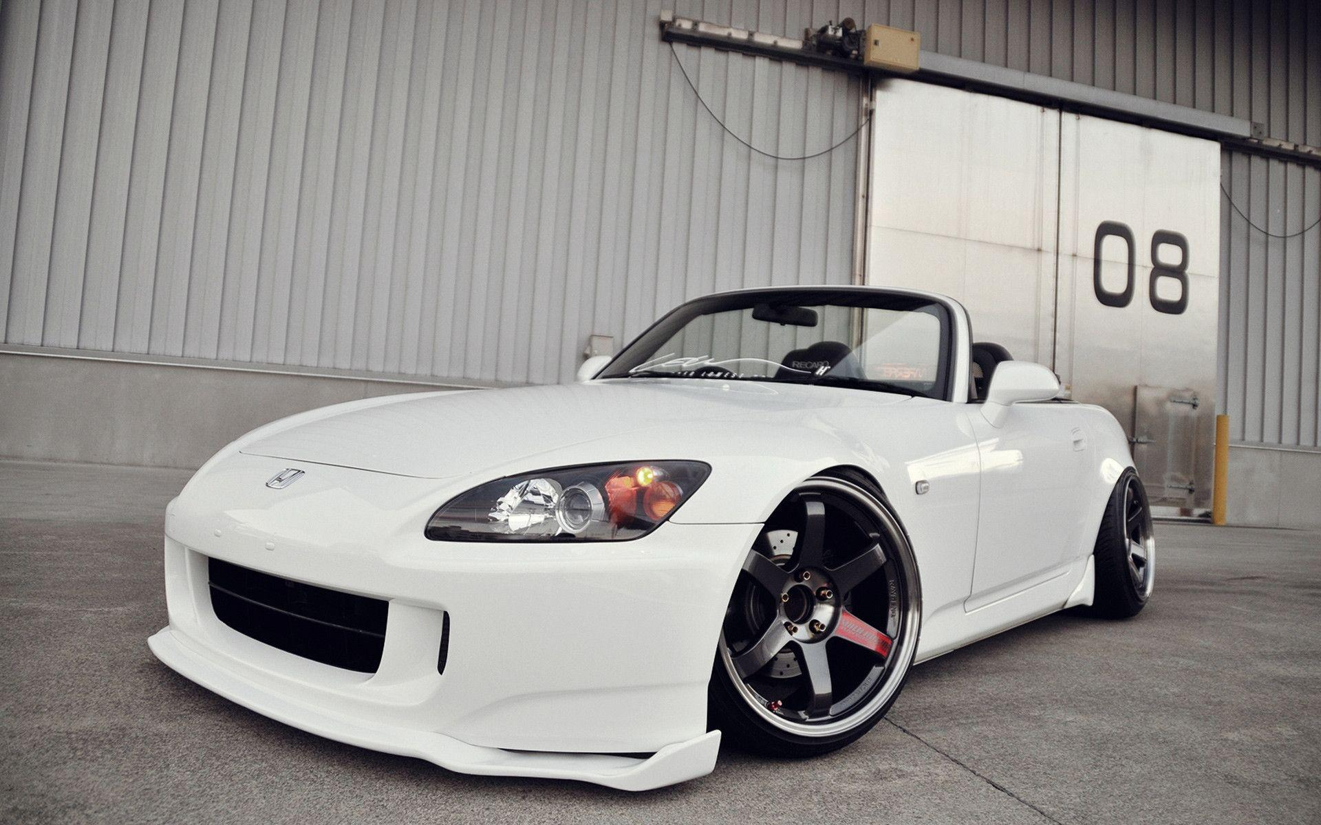 Honda S2000 Japan S2K Stance HD Wallpapers