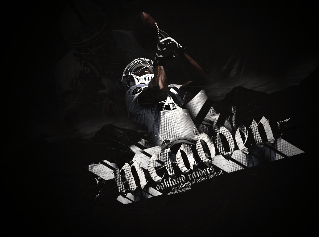 The best Oakland Raiders wallpapers ever??