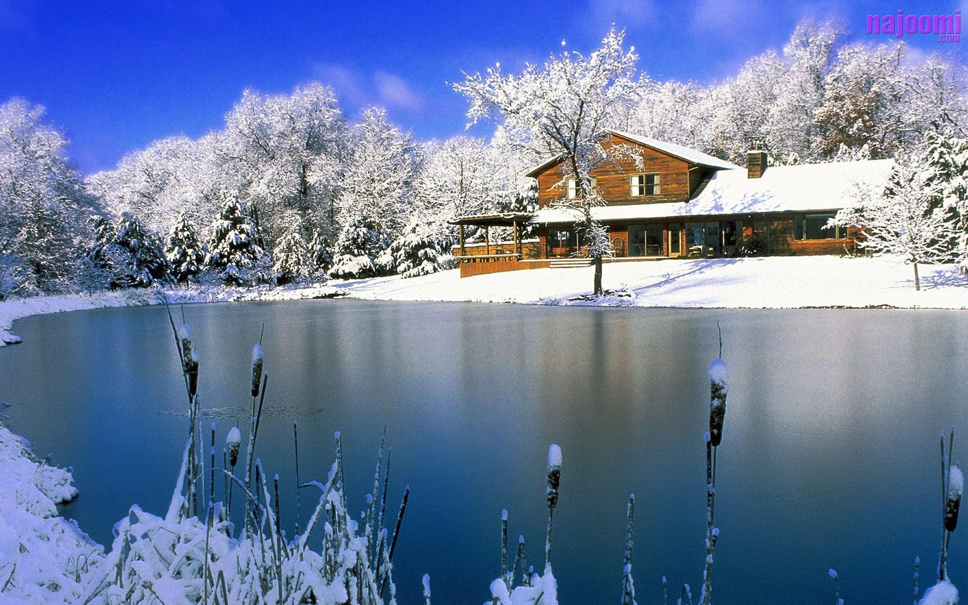 ilona wallpapers beautiful snowy - photo #5