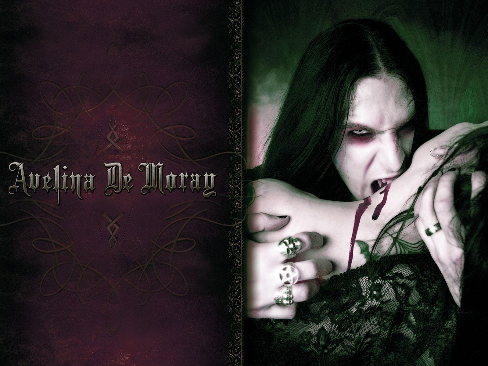 Vampire And Gothic...