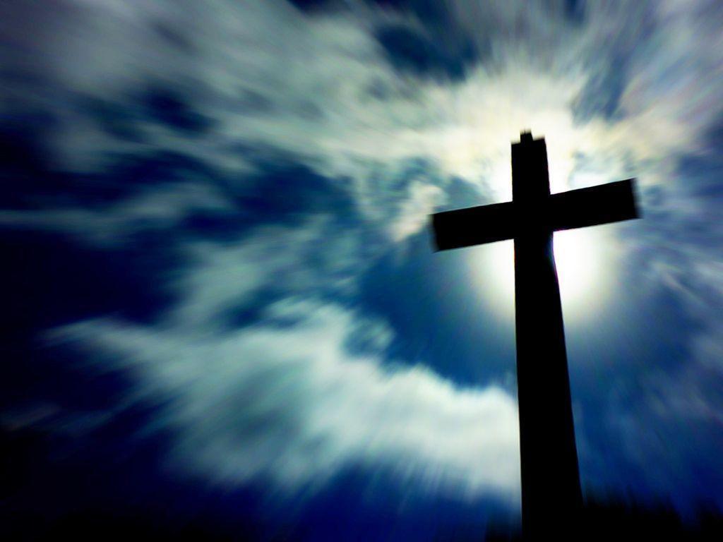 Great God Jesus Christ Cross | Free Christian Wallpapers