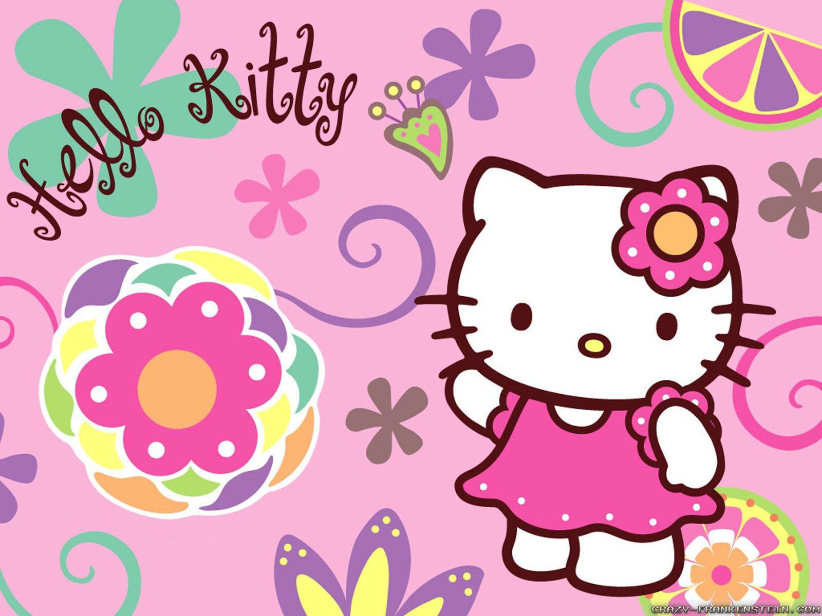 Hello Kitty Wallpapers For Tablet Wallpaper