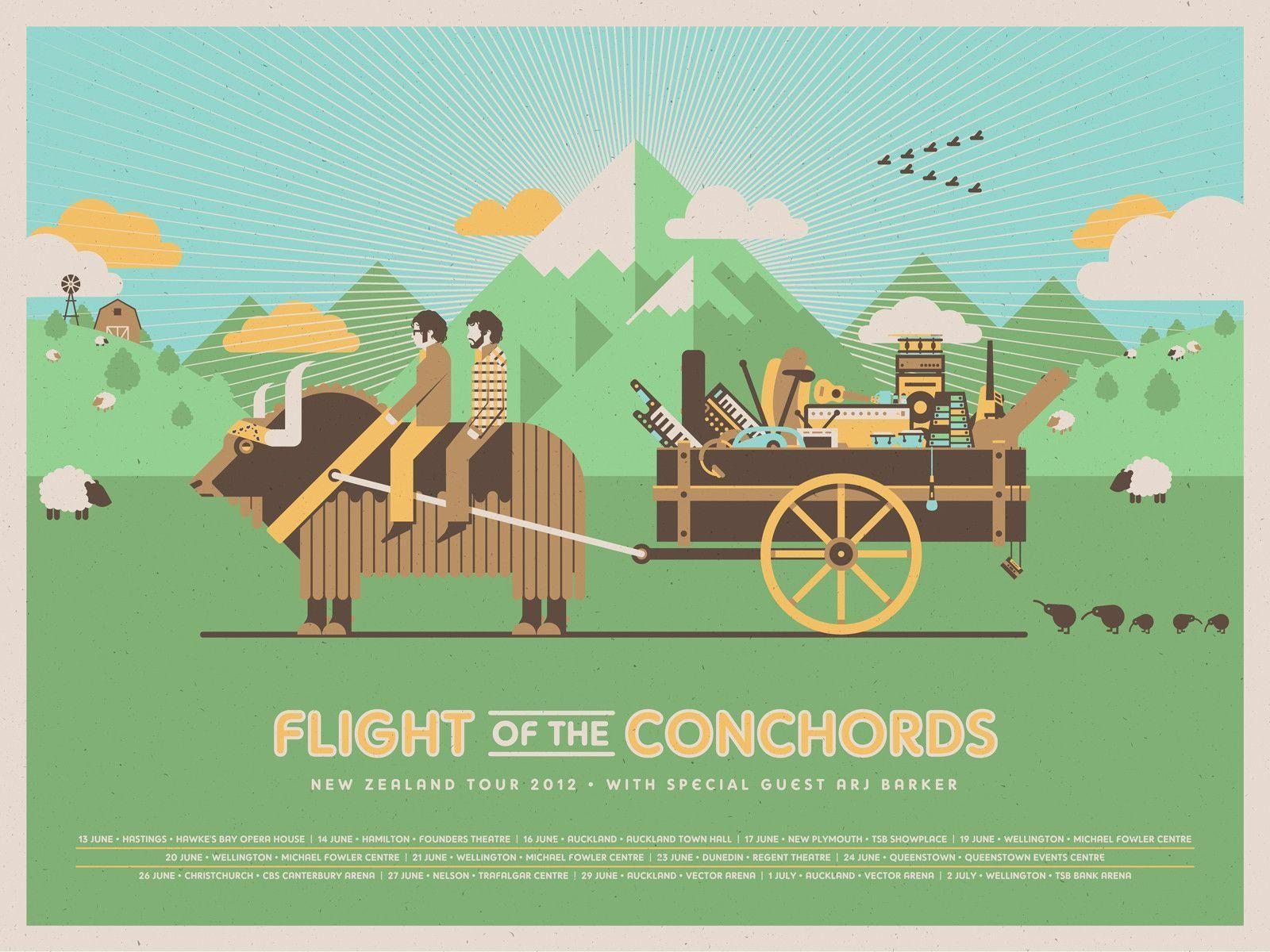 DKNG Studios » Flight of the Conchords