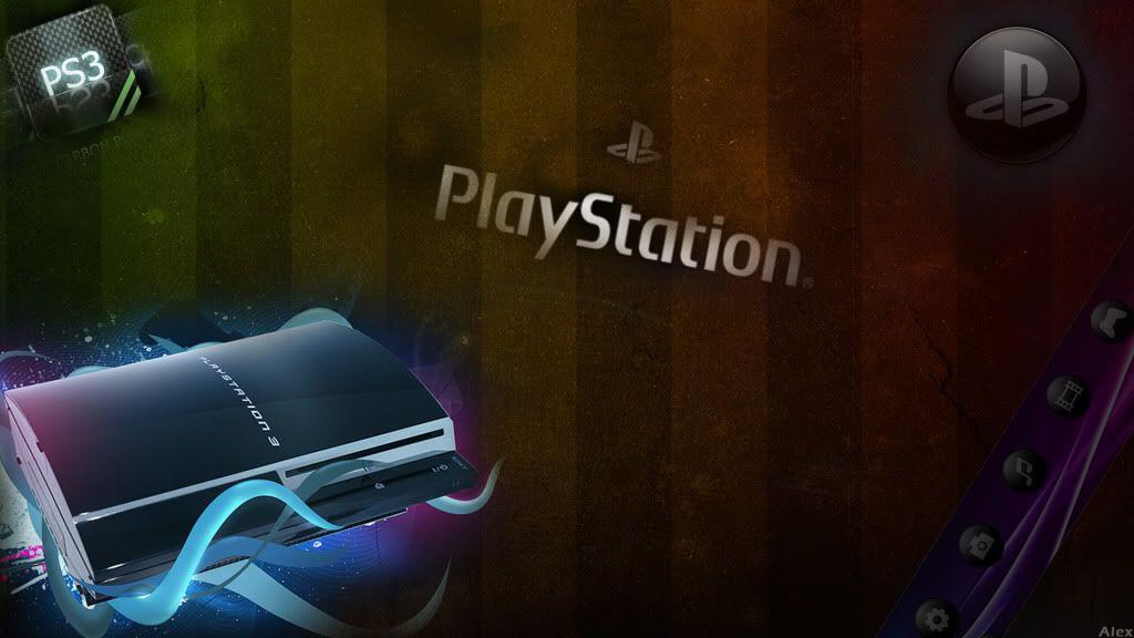 Free Playstation 3 Wallpapers