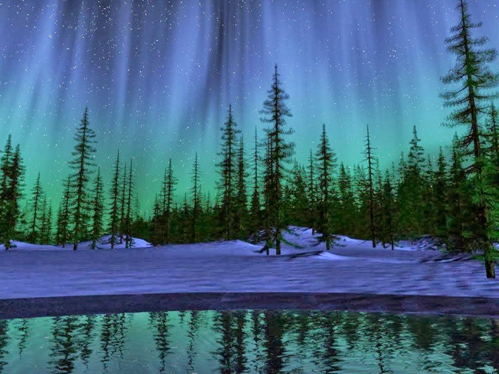 Northern Lights Wallpapers