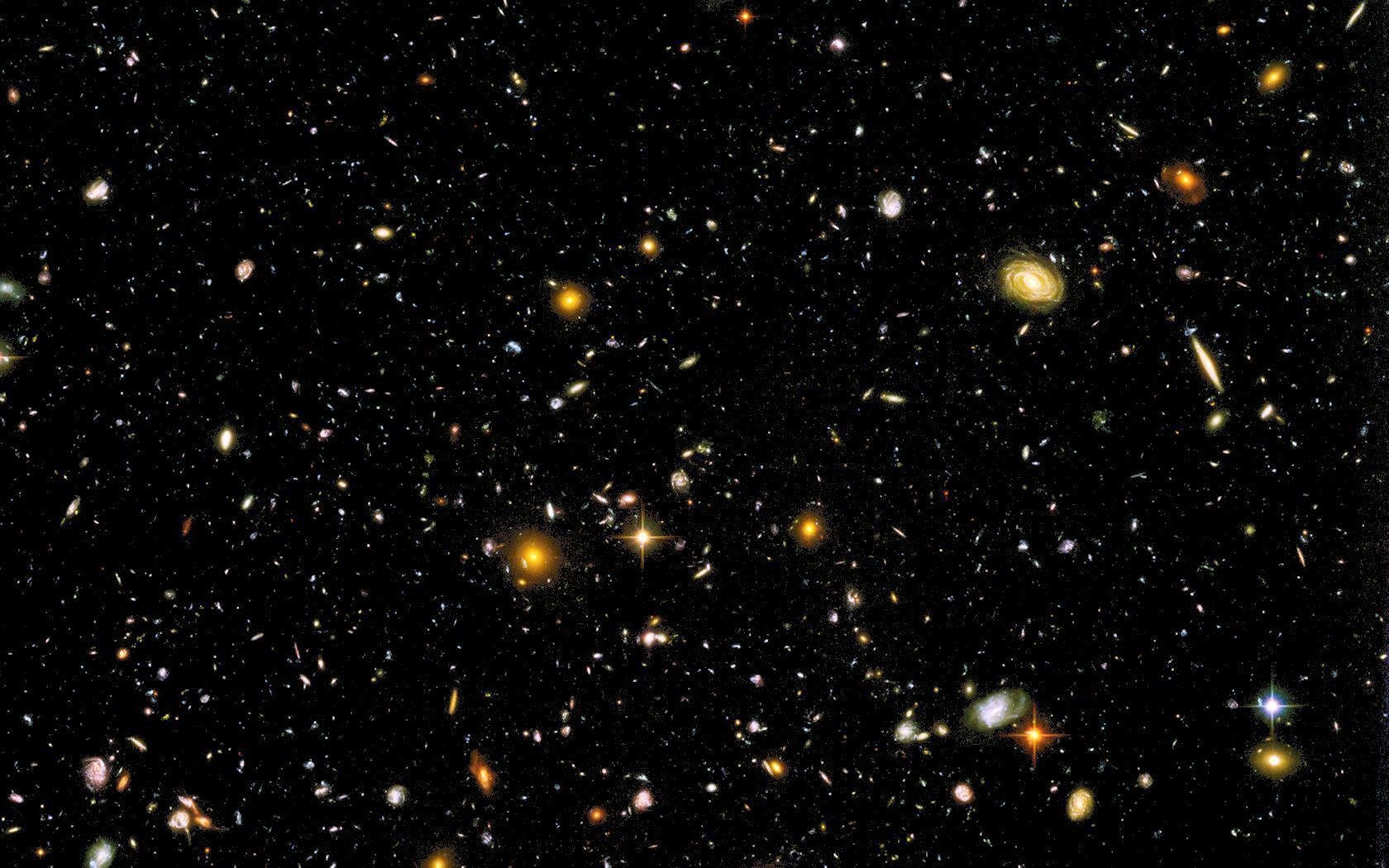 hubble deep field hd wallpaper - photo #5