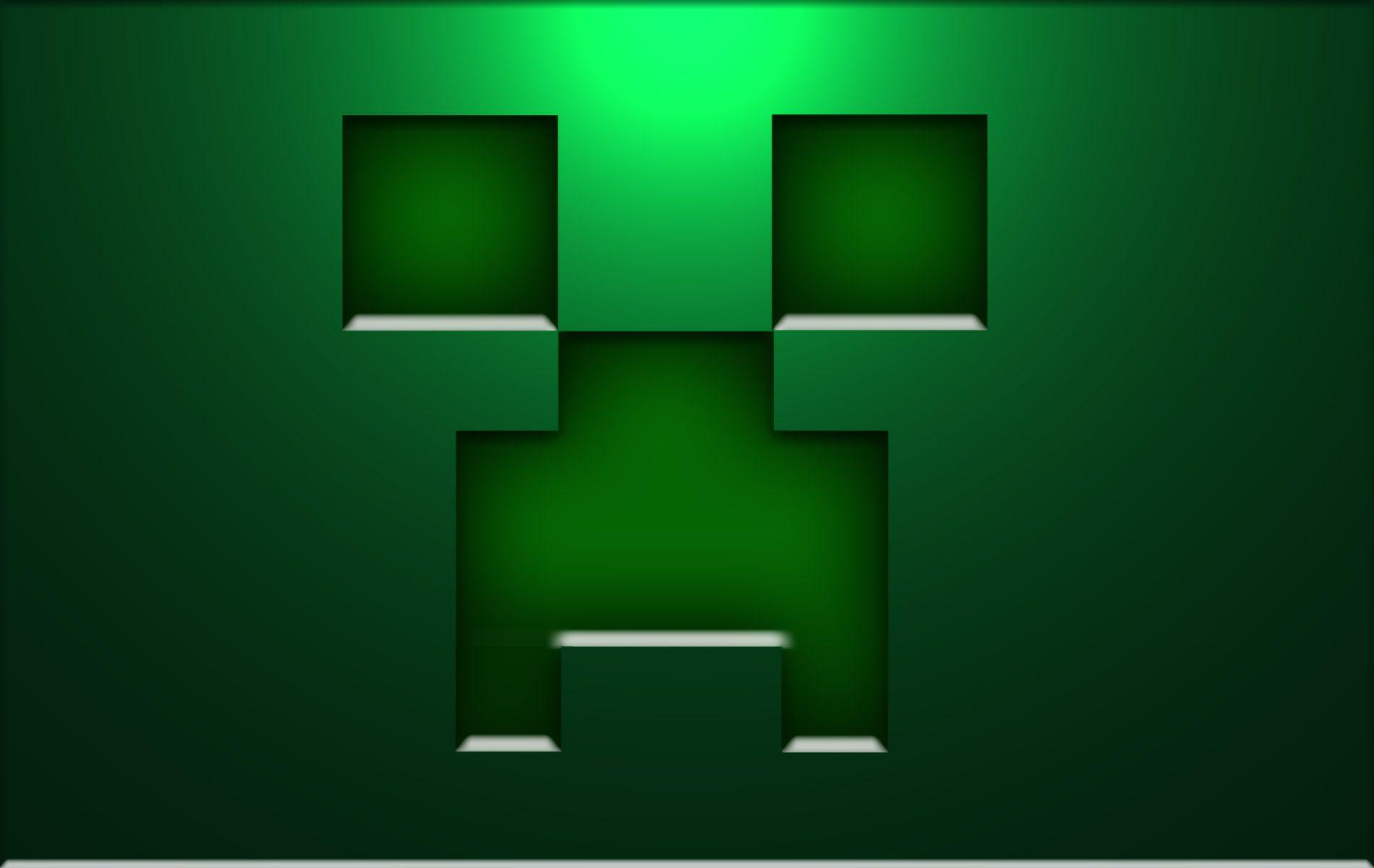 Minecraft Creeper Wallpaper HD #722 | Hdwidescreens.com