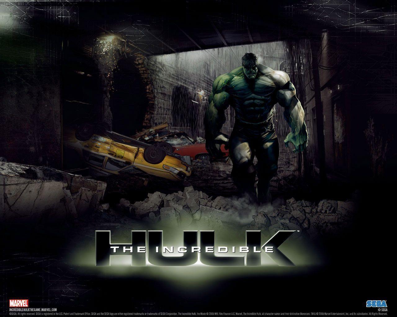 Wallpapers For > Incredible Hulk Wallpaper