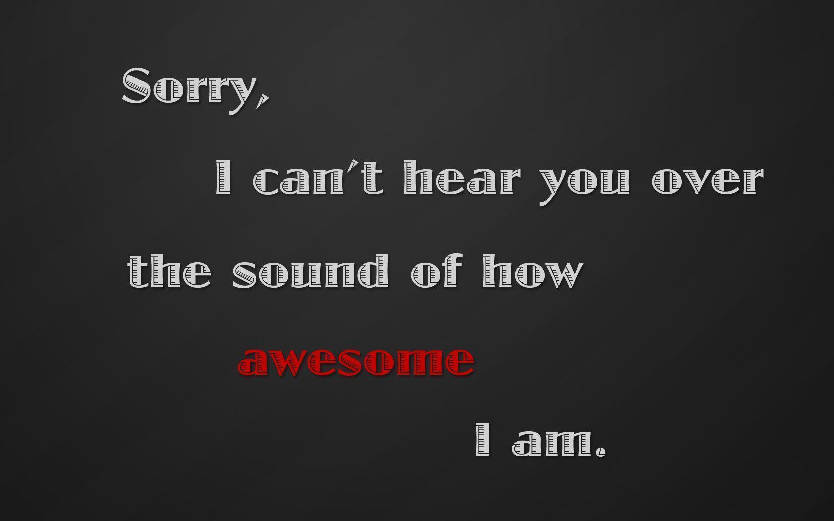 am awesome wallpaper - photo #16