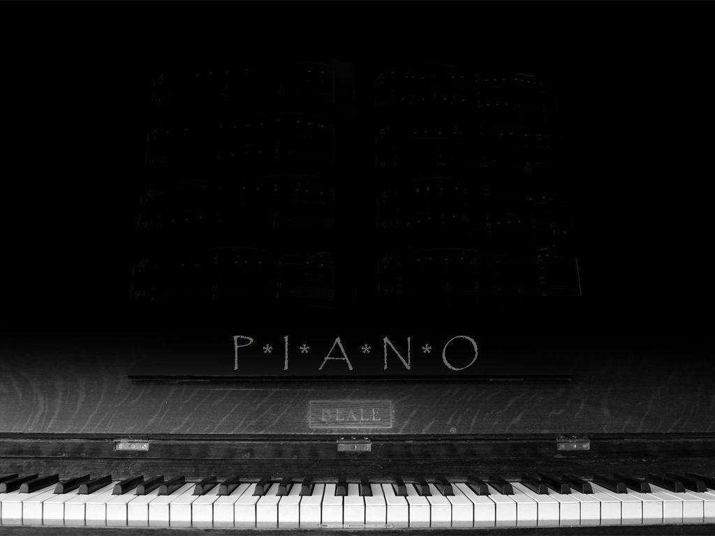 Black Classic Piano Wallpaper HD 7901 #4796 Wallpaper | High ...