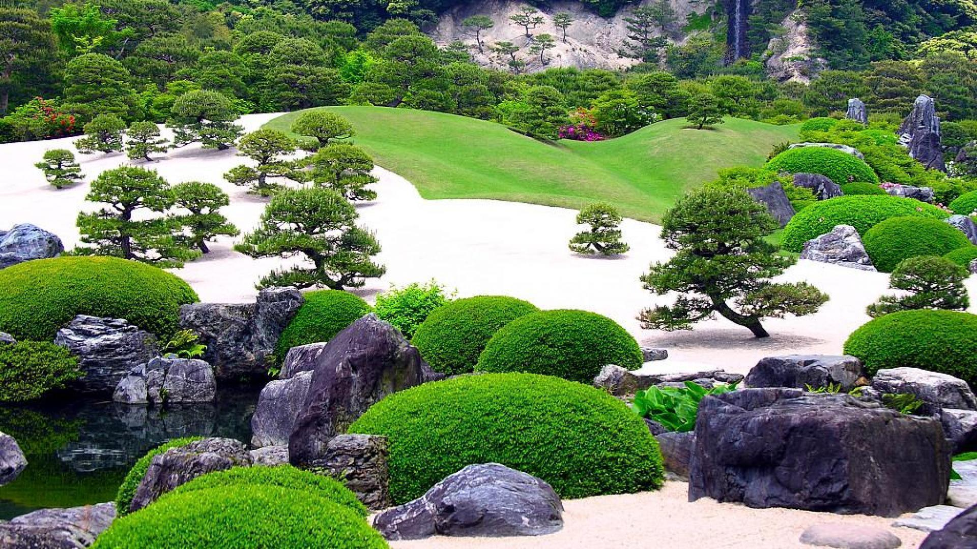 Japanese gardens wallpapers wallpaper cave for Zen garden designs