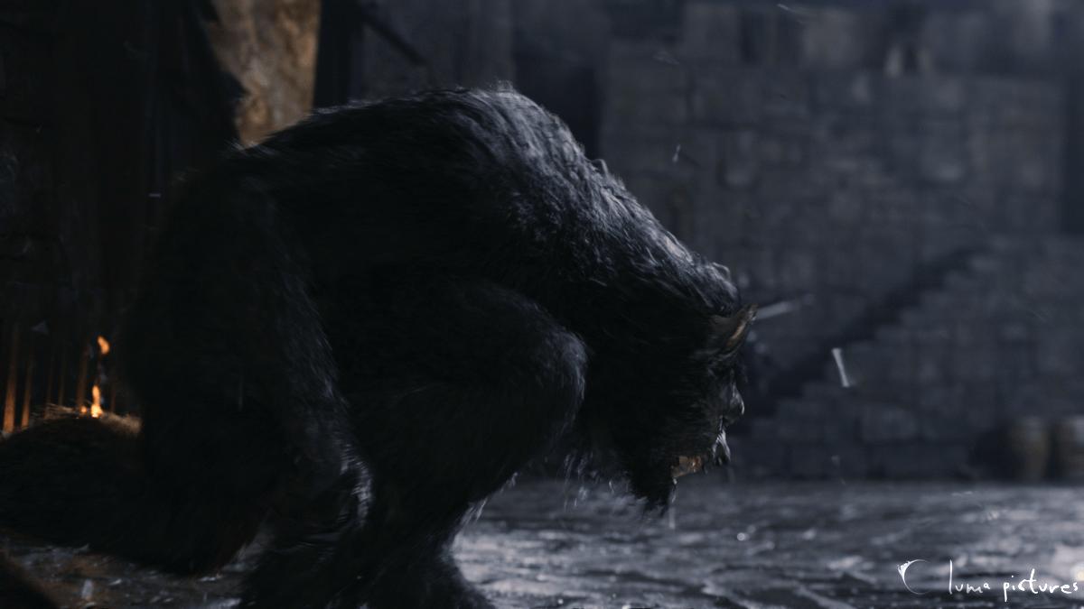 Giant Werewolf In Underworld underworld werewolf wallpapers ...