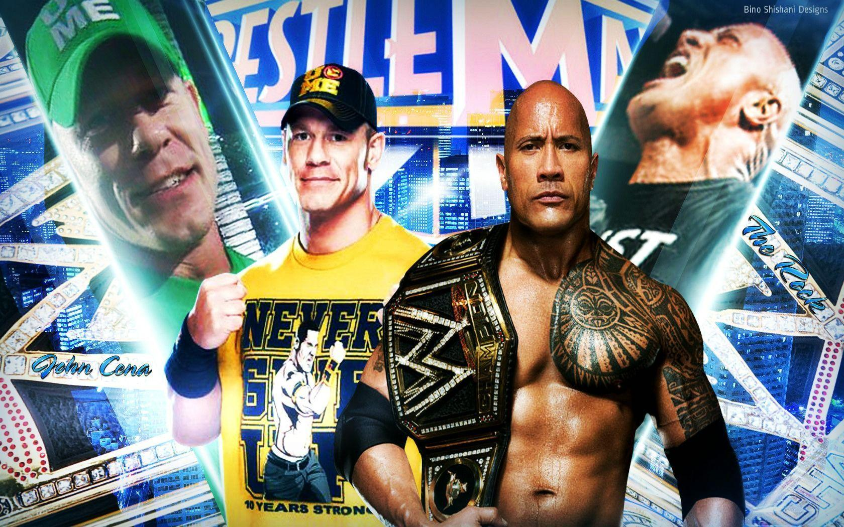 wwe wrestlemania wallpaper | Dr Wallpapers