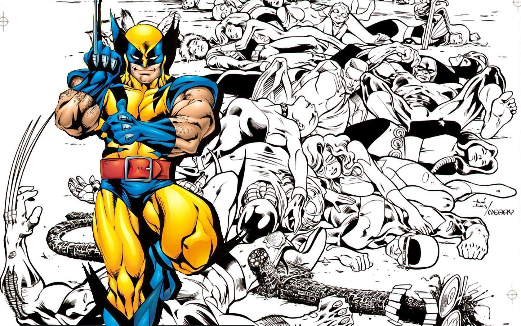 Wolverine Marvel Wallpapers