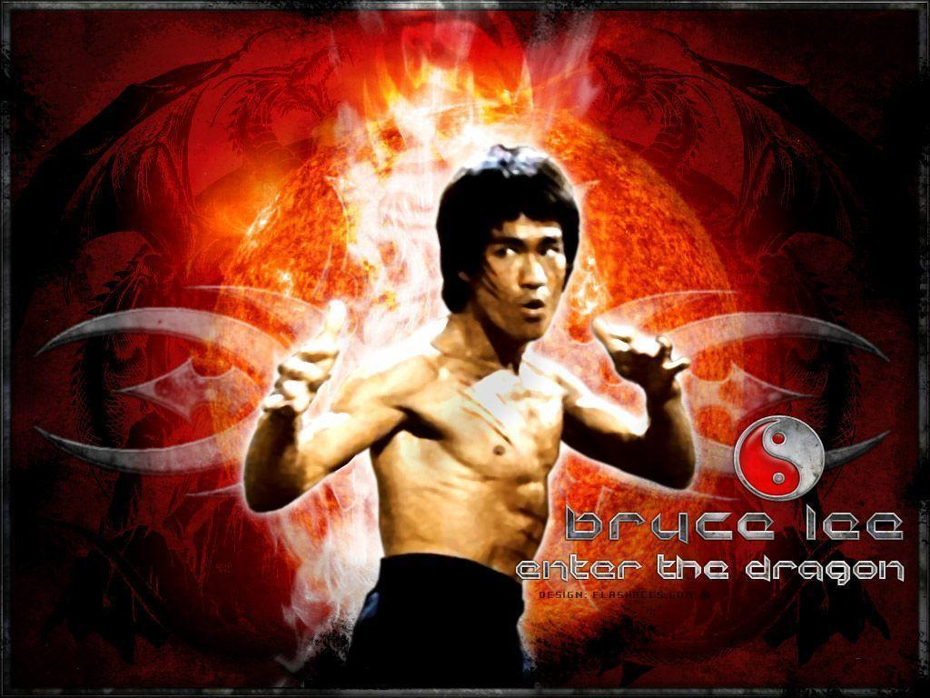 Bruce Lee Wallpapers (Wallpaper 1-2 of 2)