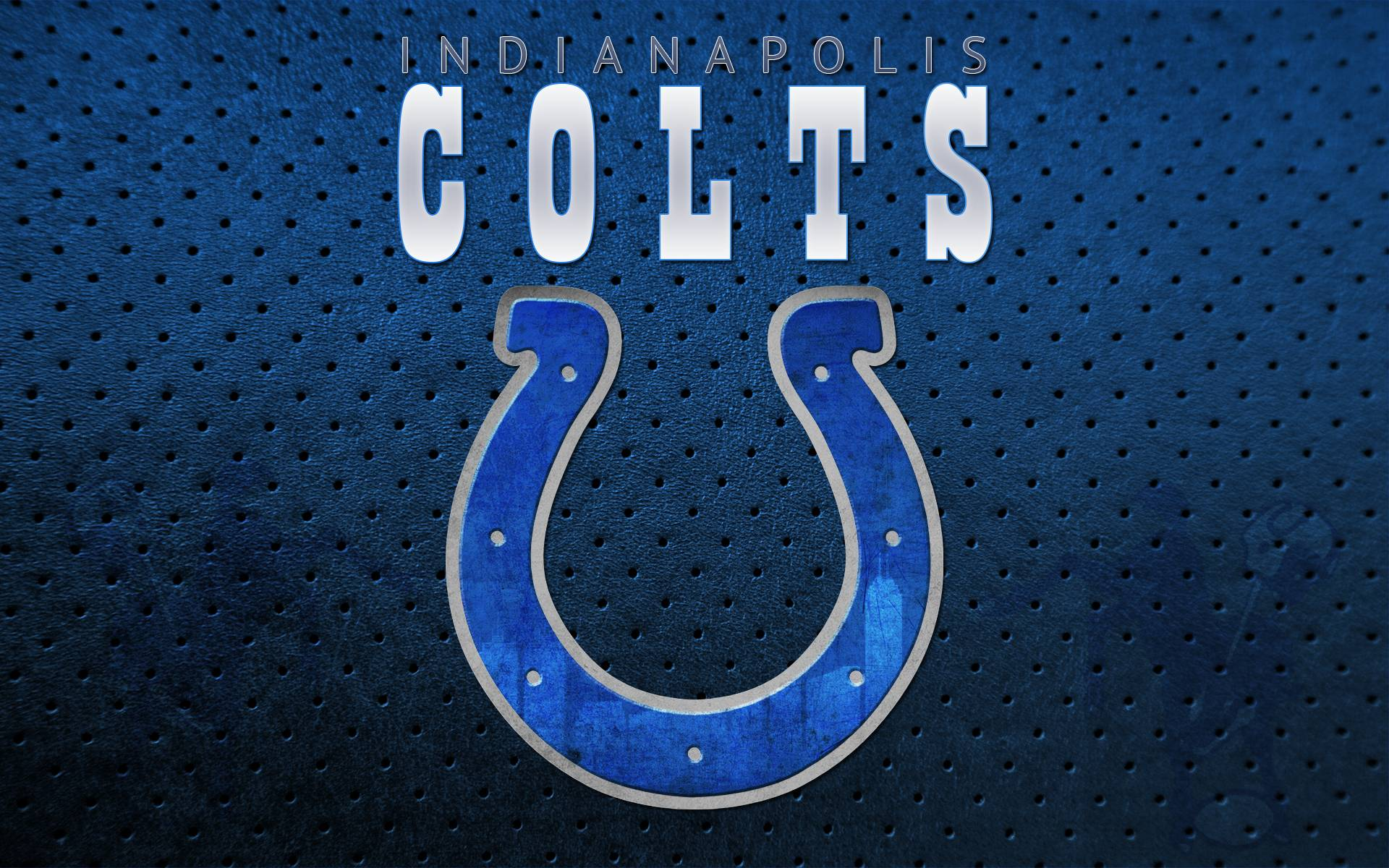 Indianapolis Colts Logo Wallpaper