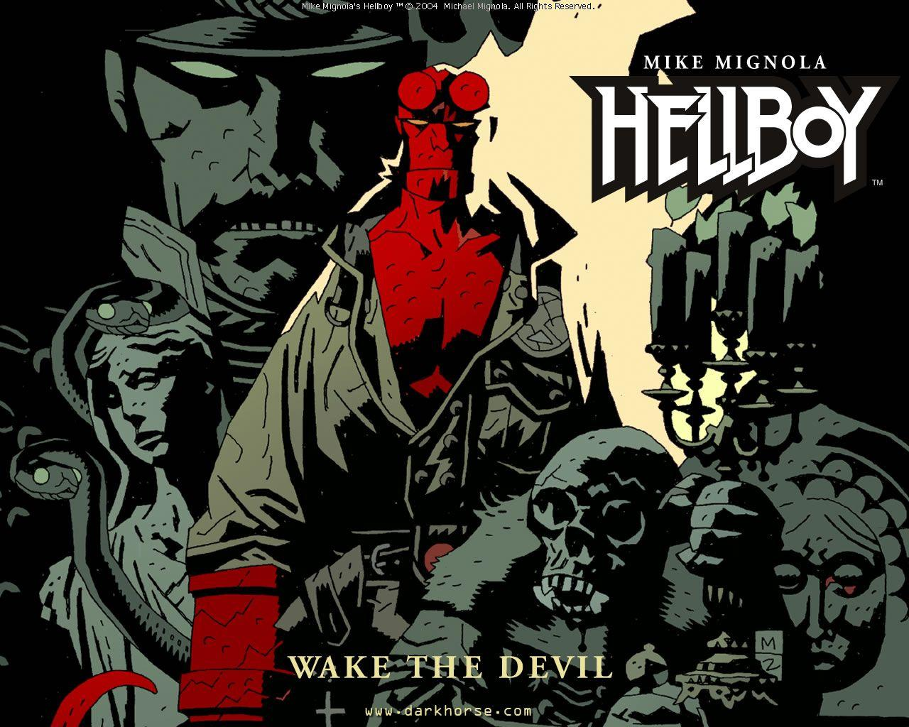 Hellboy Wallpapers 51