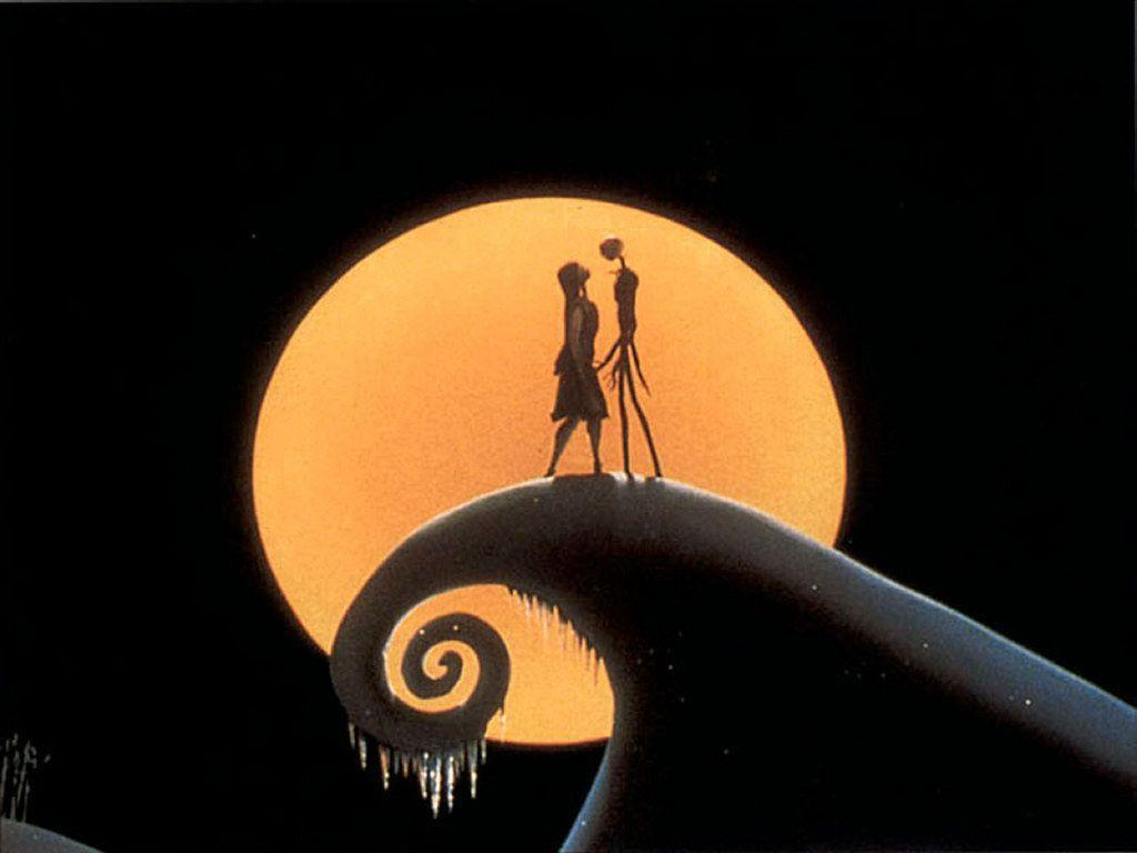 Nightmare Before Christmas Jack And Sally Desktop Wallpapers