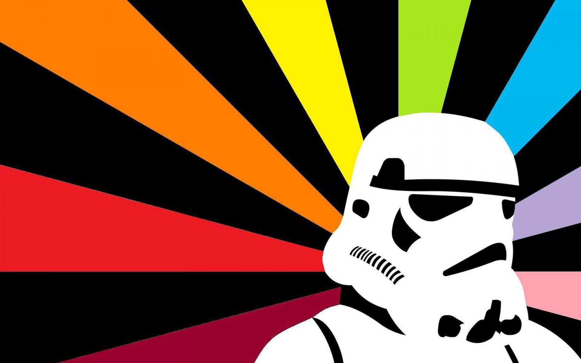 Stormtrooper wallpapers wallpaper cave for Art minimal facebook