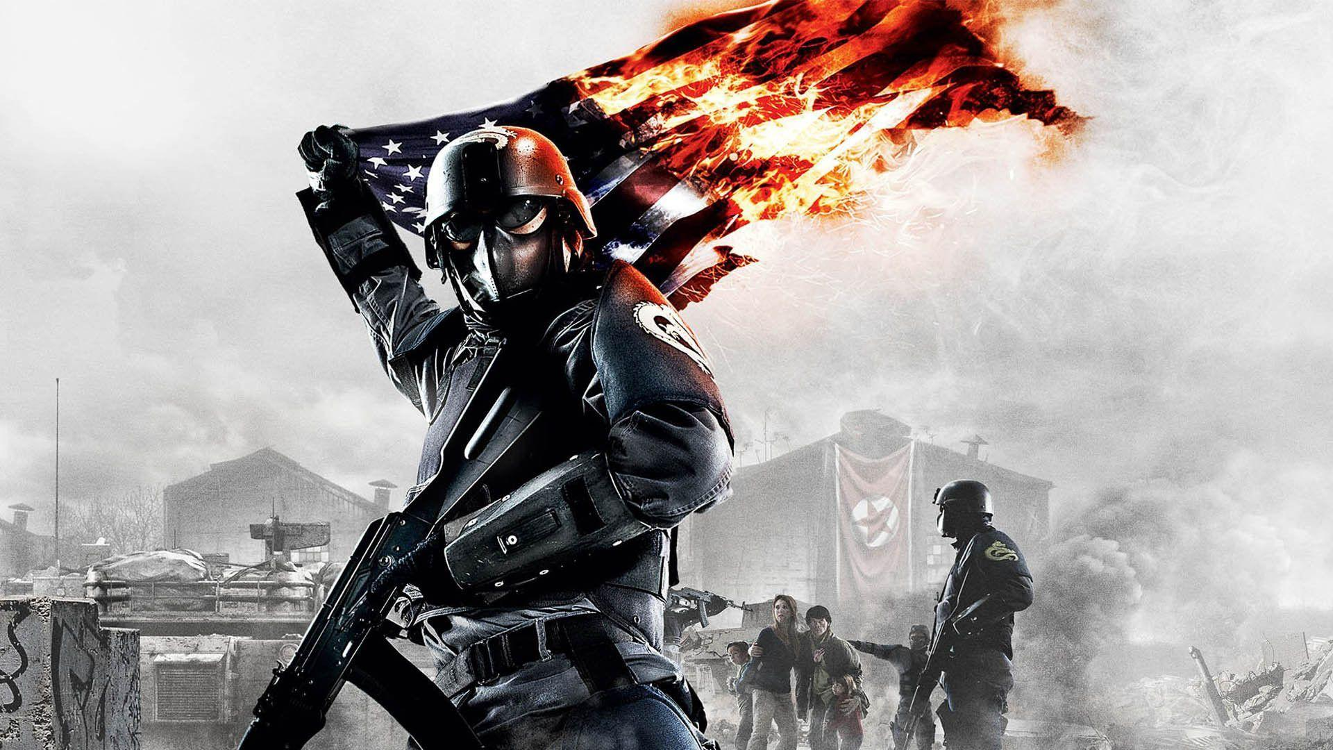Champıons High Resolution Wallpapers Gaming: Homefront Wallpapers