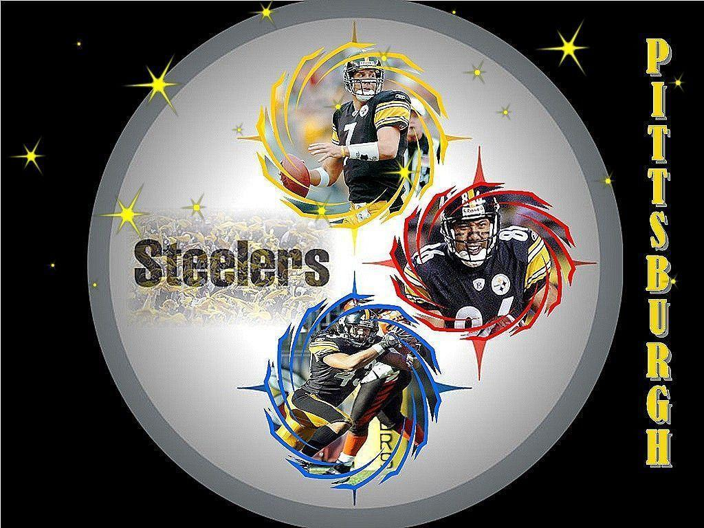 steelers logo wallpaper free