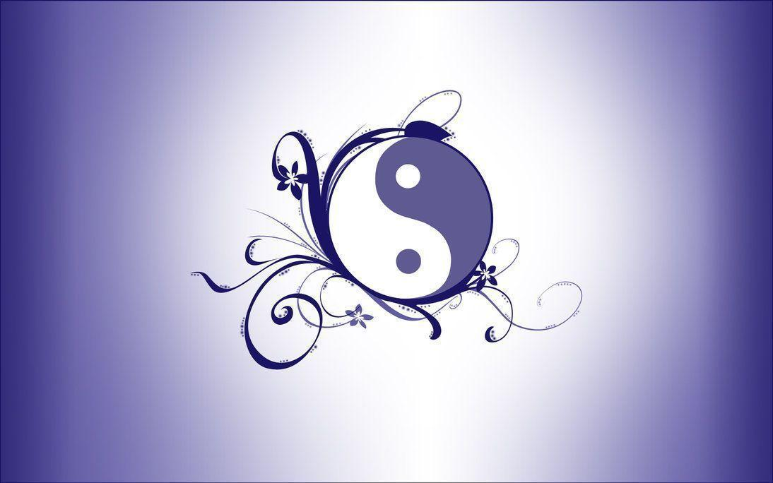 Flower Yin Yang Wallpapers by airelon