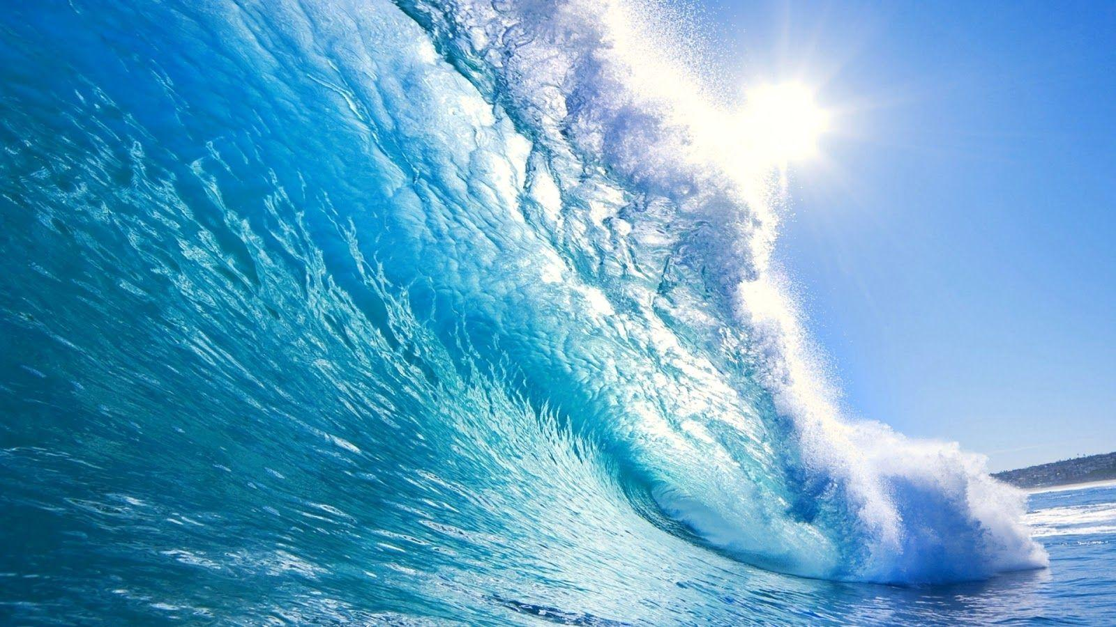 Waves Wallpapers Wallpaper Cave