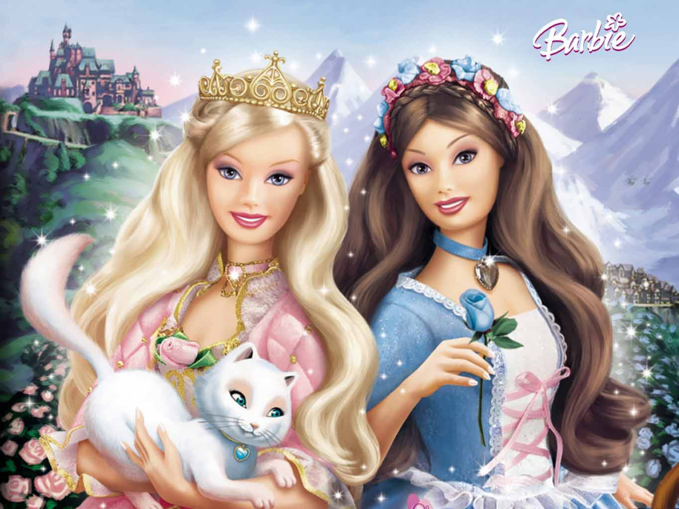 Barbie wallpapers wallpaper cave - Barbie pictures download free ...