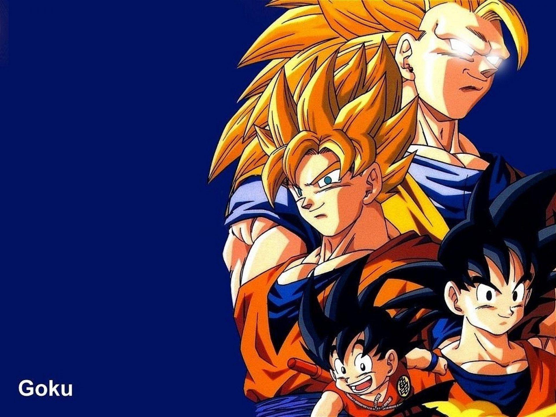 Goku Wallpaper | Large HD Wallpaper Database