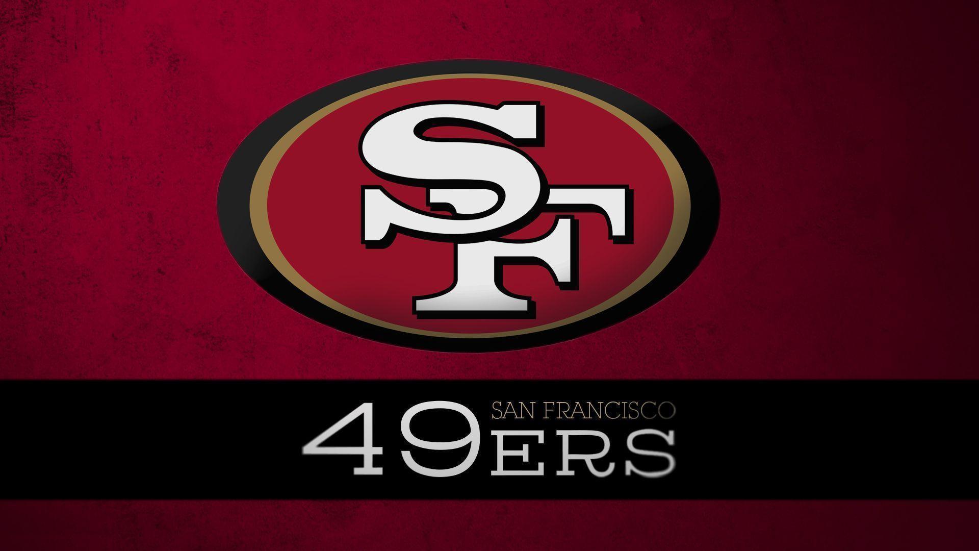 San Francisco 49ers Wallpaper - san francisco 49ers wallpaper logo .