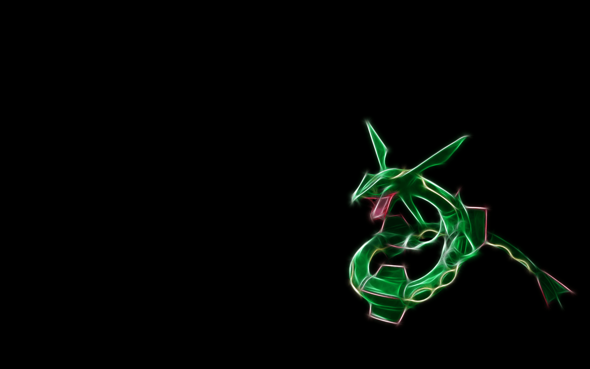 emerald rayquaza wallpapers - photo #21