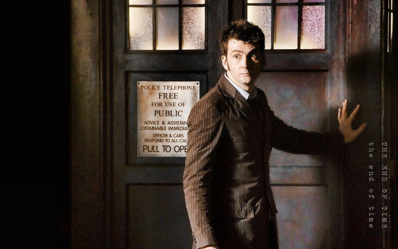 Doctor Who 10th Doctor Wallpapers Wallpaper Cave