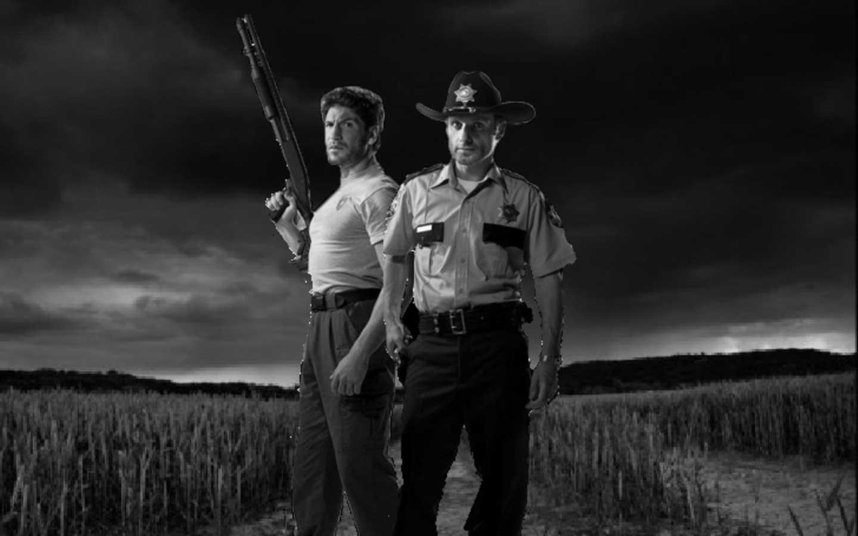 El Fondo De Pantalla Walking Dead Fondos De Pantalla Gratis: The Walking Dead Free Wallpapers