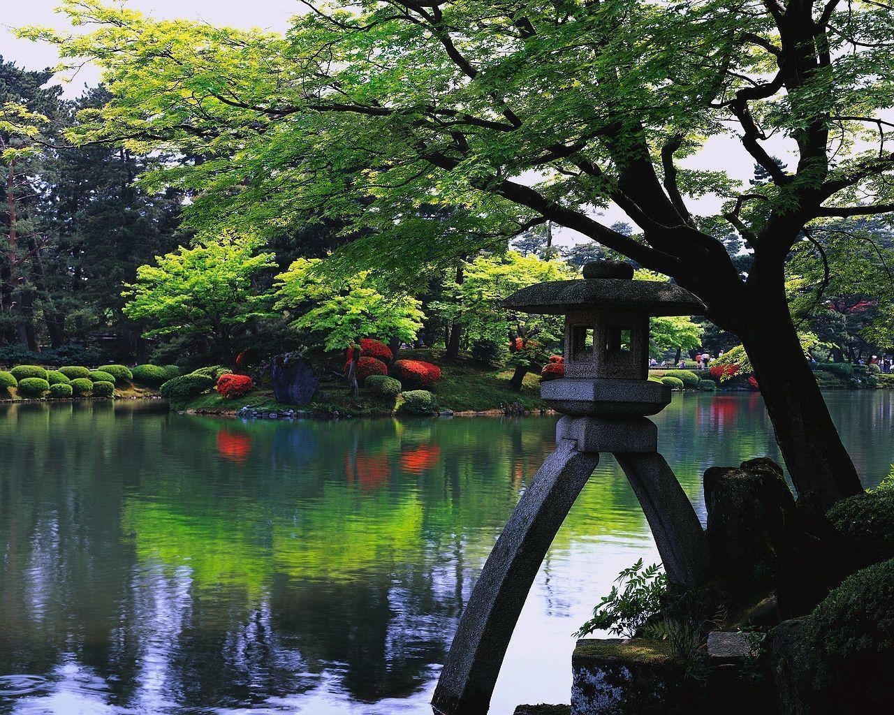garden wallpaper zen 1920x1080px - photo #36