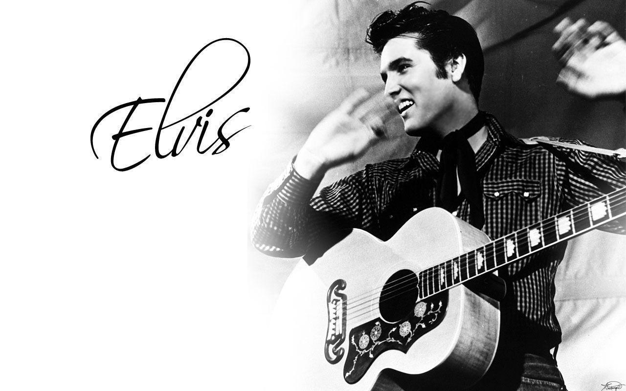 Elvis Presley Wallpapers - Wallpaper Cave