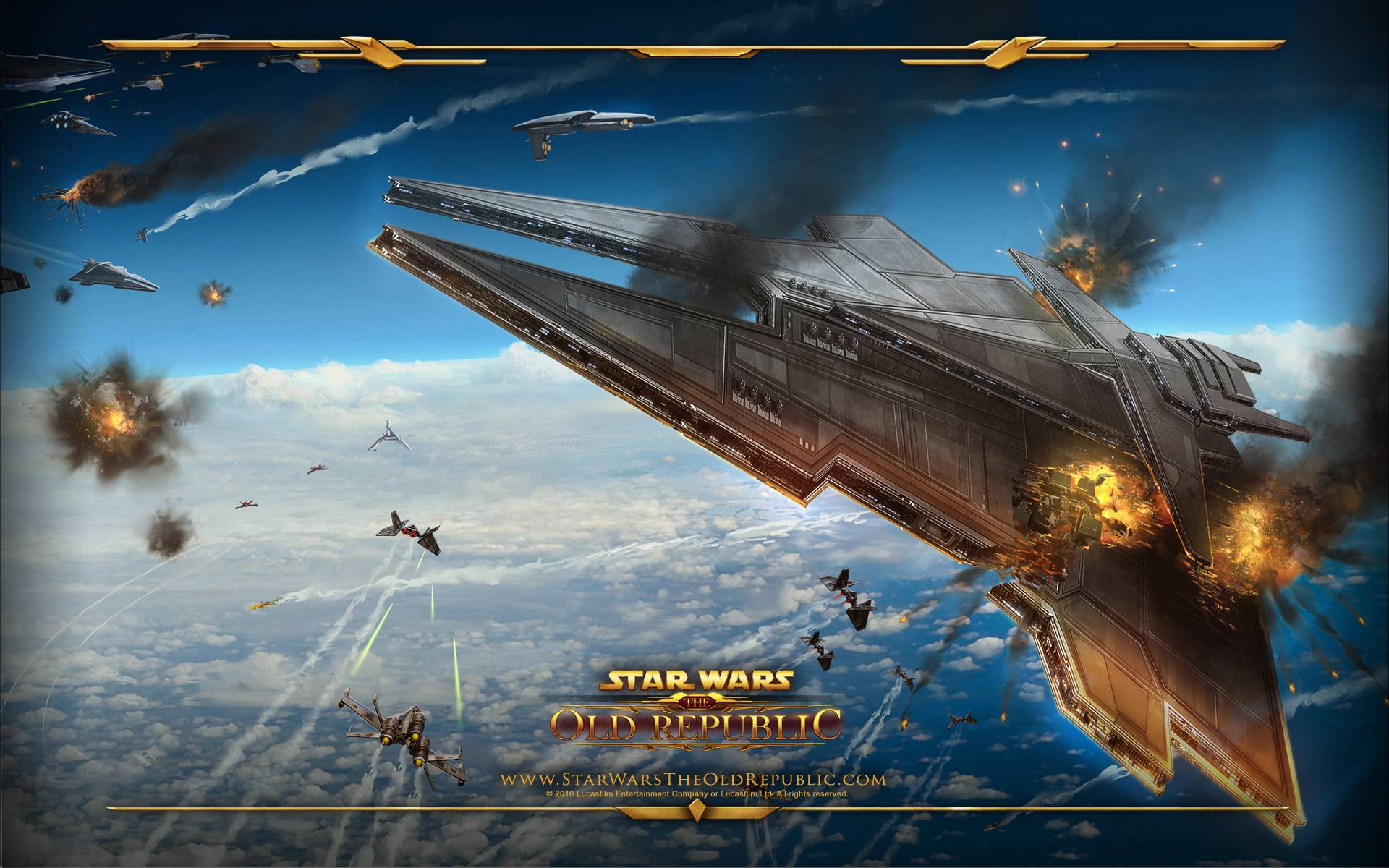 Star Wars The Old Republic Wallpapers Wallpaper Cave